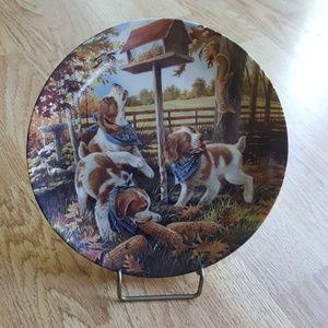 Bradford Ex collectors plate Carolyn Jagodits